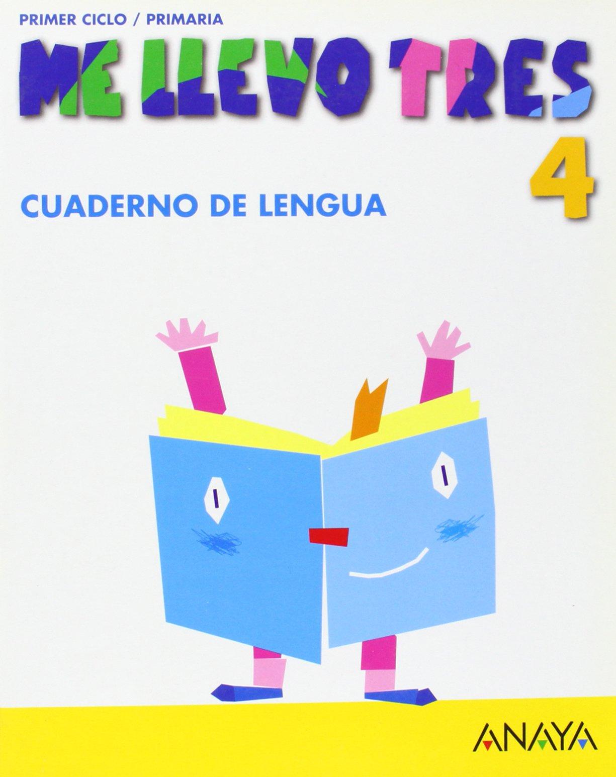 Cuaderno de Lengua 4: María de los Ángeles; Sáenz de Urturi Montemayor, María José González Soler: 9788466756037: Amazon.com: Books