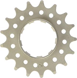 """Point Steckkranz Single Speed 17 Zähne 1//2/""""x3//32/"""" CroMo silber Fahrrad"""