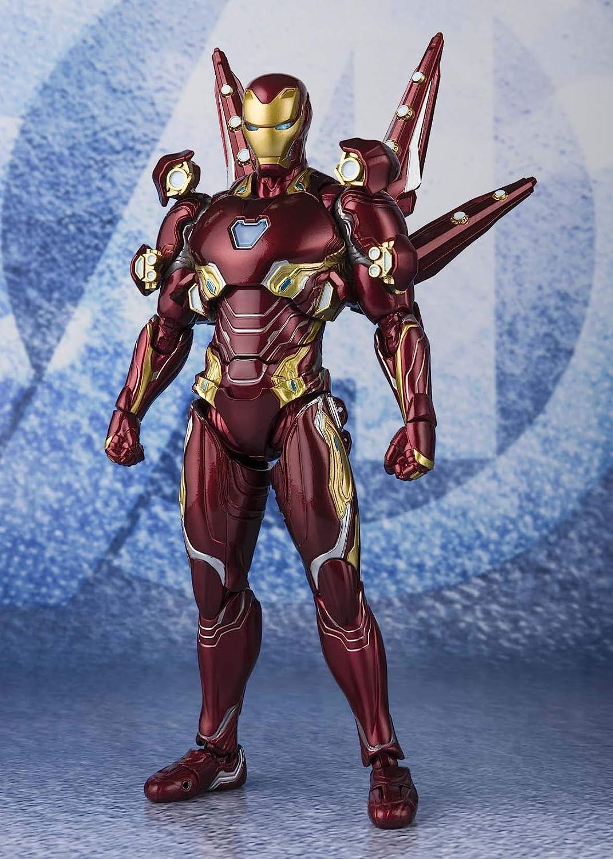 Bandai Pack Accesorios para Figura Iron Man MK50. Vengadores ...