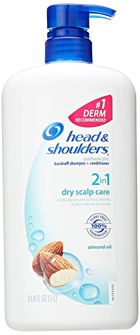 Head and Shoulders dry scalp review