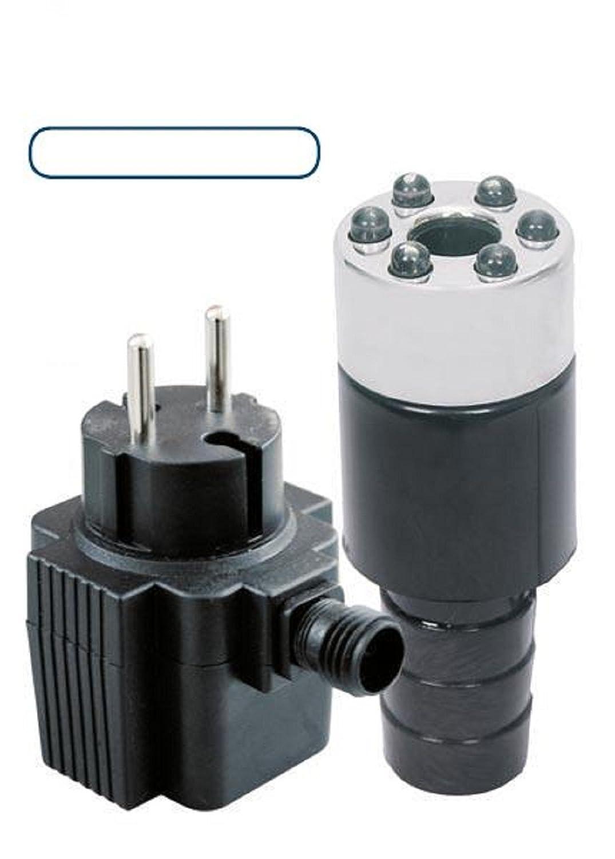 Seliger Quellsteinbeleuchtung Quellstar 600 600 600 LED, Weiß, 77 x Ø 30 mm, 3 4