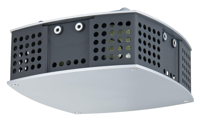 Paulmann 972.78 Spice Trafo 230/12V Niedervolt AC 300VA Chrom matt Metall 97278 Transformator