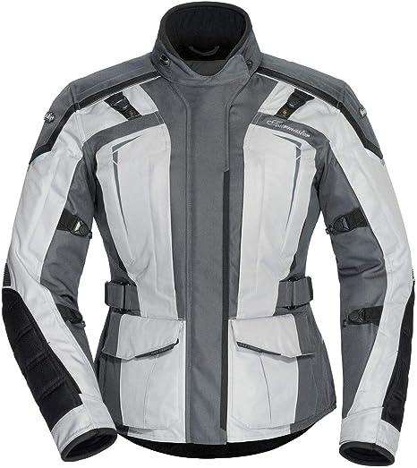 Amazon.com: Tour Master Transition 5 - Chaqueta de moto para ...