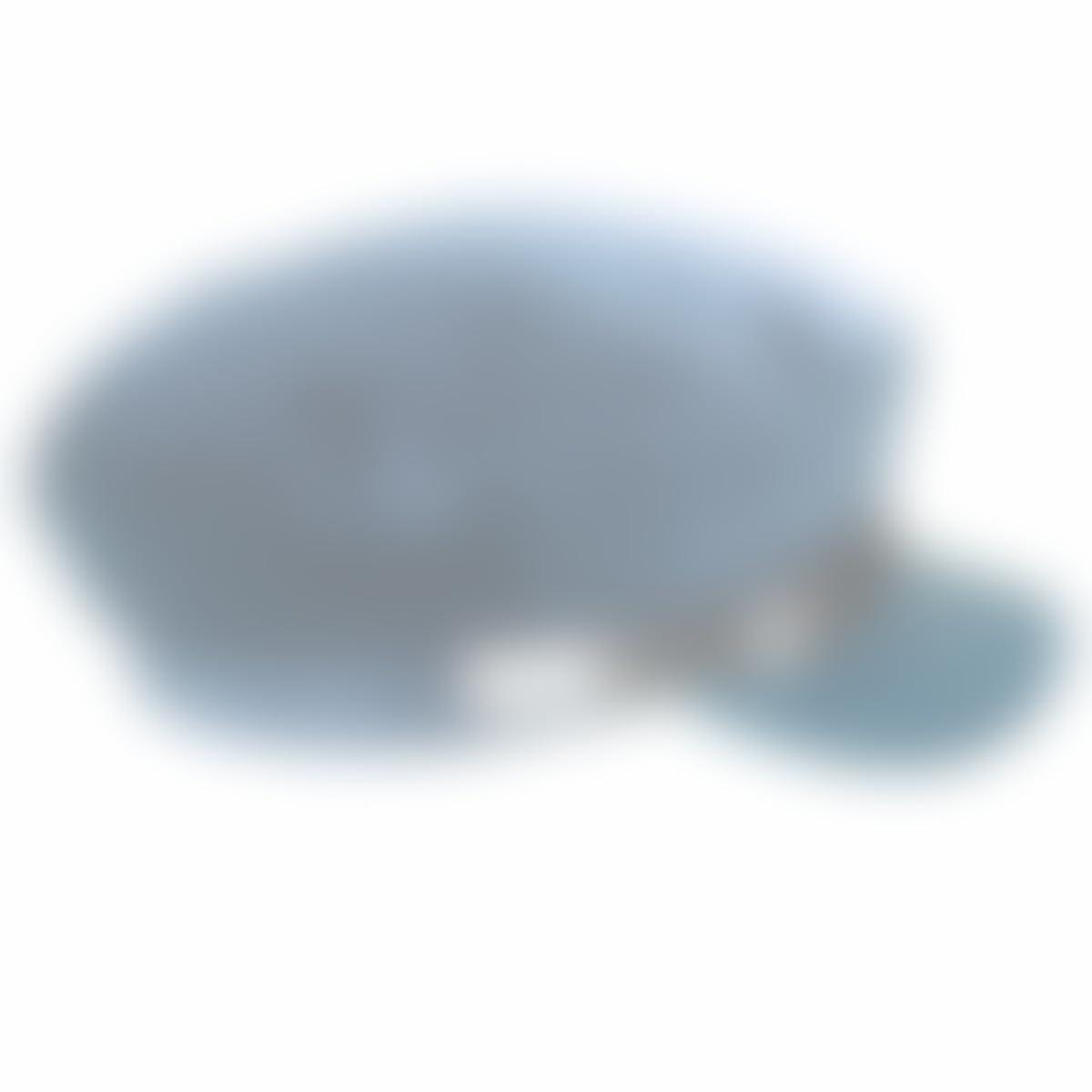 RACEU ATELIER Gorra Mujer CHLOE - Gorra marinera - Hecha en terciopelo -  Visera y cinta de piel - Sombreros Mujer - Tipo Boina Francesa  Amazon.es   Handmade 5fc2a29e3c2