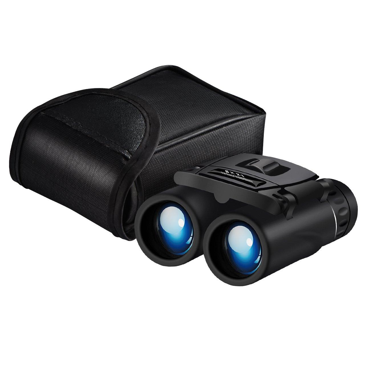 Atmoko双眼鏡 B07F9XFKCB  A-Pure Black