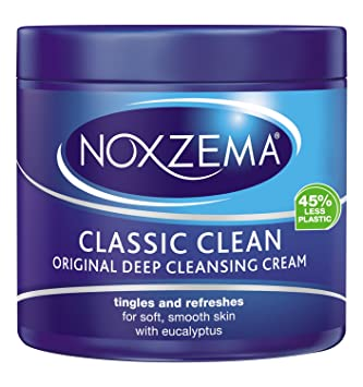 Noxzema Original Deep Cleansing Cream 12 oz (Pack of 3) COOLA Mineral Liplux Trio