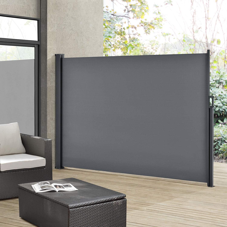 Amazon De Artlife Seitenmarkise Dubai 200 X 300 Cm Ausziehbar