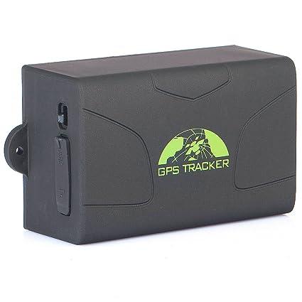 GPS TRACKER TK-104 GSM SPY LARGO ALCANCE VEHÍCULO robo de alarma SOS
