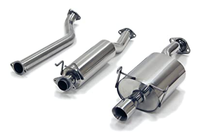 Amazoncom Yonaka Acura RSX BASE Stainless Steel - Acura tsx performance parts