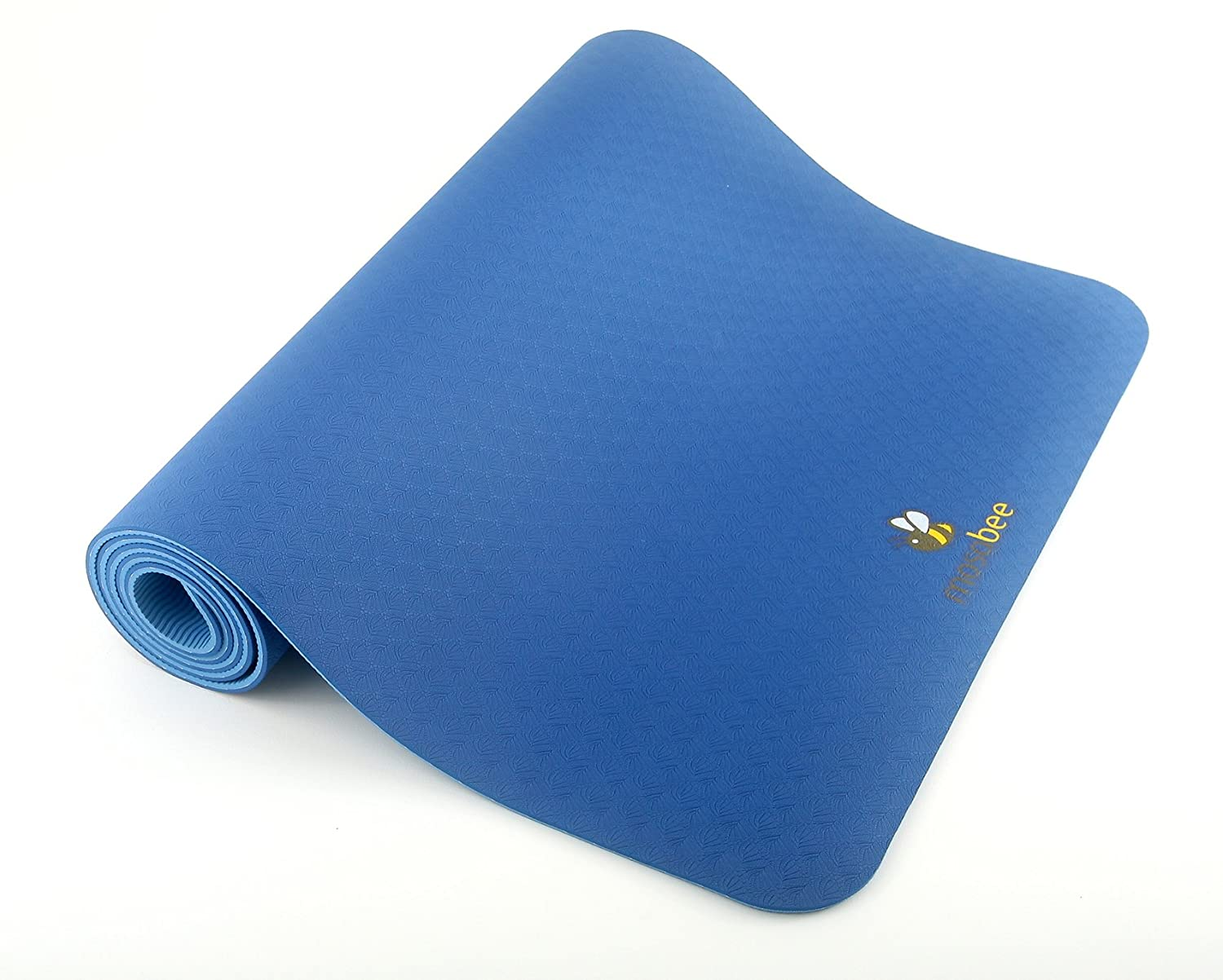 Amazon.com: mosabee bsimple Esterilla de yoga, 6MM: Sports ...