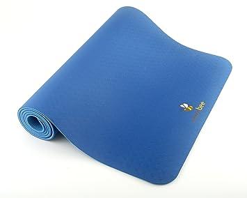 Amazon.com: mosabee bsimple Esterilla de yoga, 6MM: Sports ...