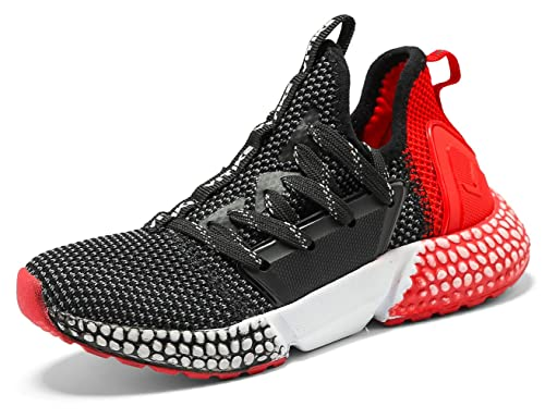 2a1ef16dc59ea Amazon.com | Kids Sneakers Running Shoes Lightweight Breathable Boys ...