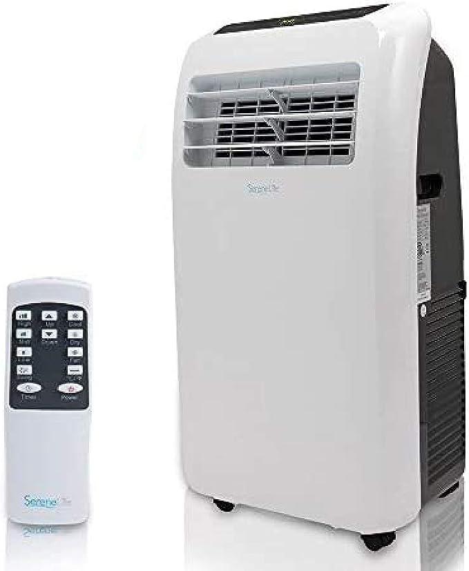 SereneLife SLPAC10 10,000 BTU Portable 3-in-1 Air Conditioner