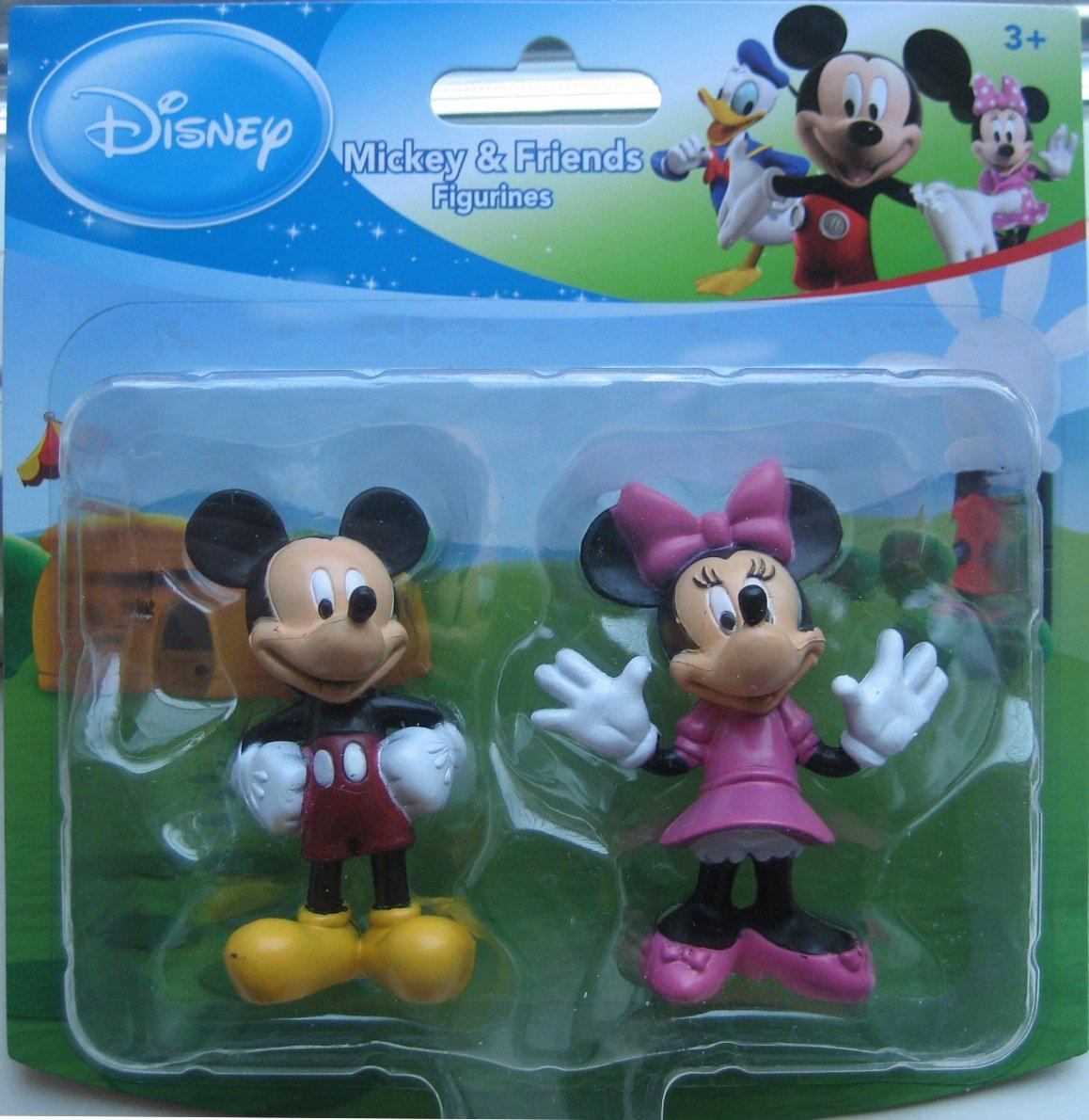 Disney Mickey Friends Mickey & Minnie Mouse