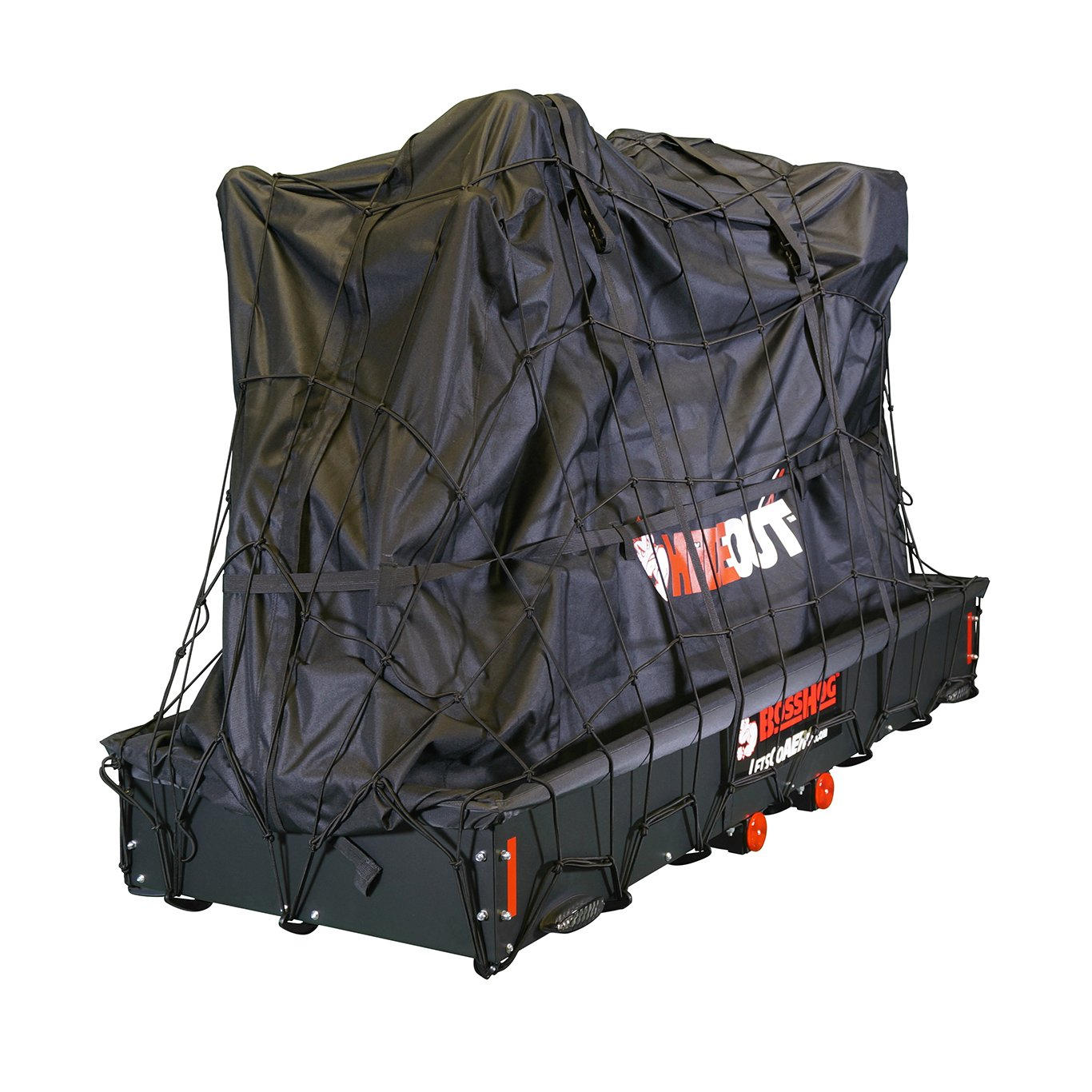 Lets Go Aero HCR635 GearBag-6 6ft x 32in x 26in Expandable Cargo Bag for GearCage 6 Racks