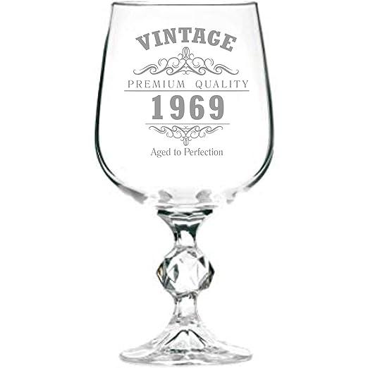 Lapal Dimension Vintage 1969 Copa de Vino de 325 ml para 50 ...