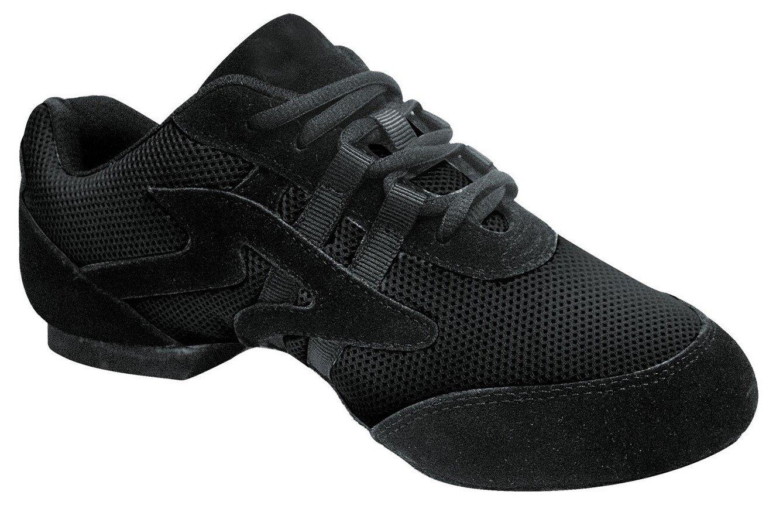Sansha Unisex Dance Sneakers (9, Black) by Sansha