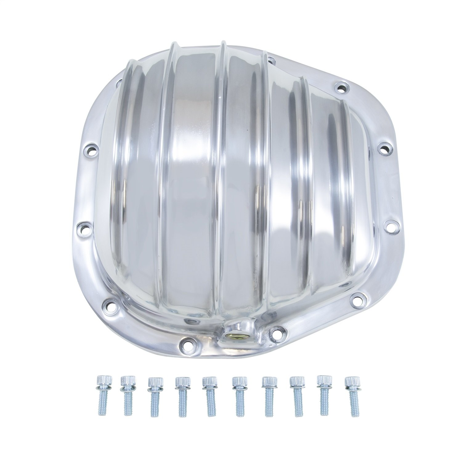 Amazon.com: Yukon Gear & Axle (YP C2-F10.25) Polished Aluminum Cover for Ford 10.25/10.5 Differential: Automotive