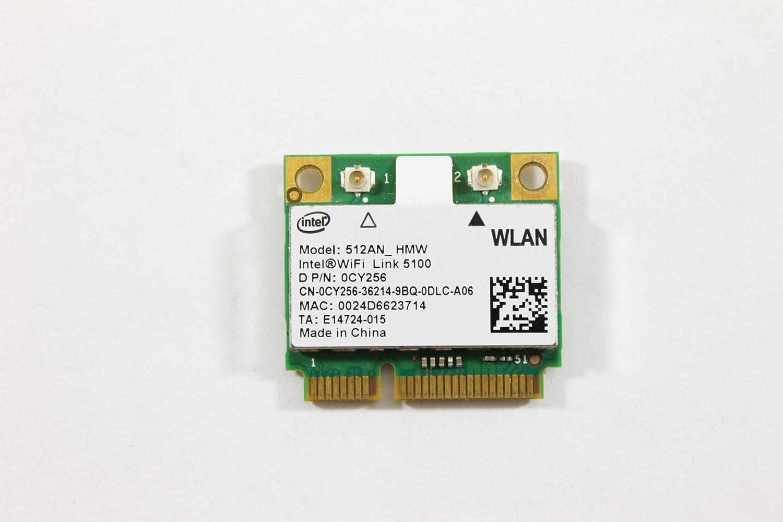 Dell Mini PCI Express Half Height CY256 WLAN WiFi 802.11n Wireless Card Inspiron 1545 1570 Studio 15