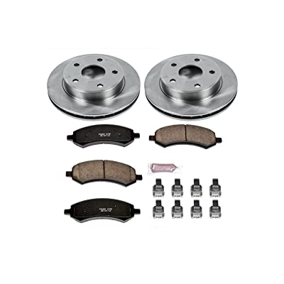 Autospecialty KOE2193 1-Click OE Replacement Brake Kit: Automotive