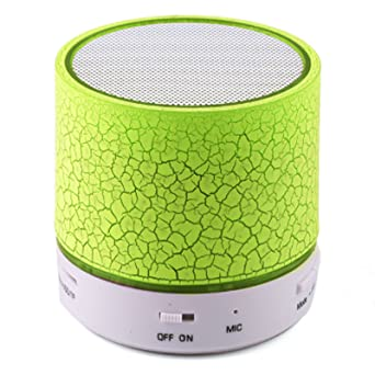 Review Portable Bluetooth Speaker Color