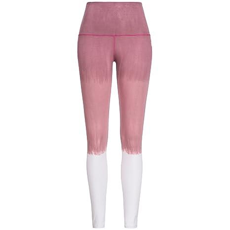 lilikoi Pantalones de Yoga Fitness Deportes Leggings para Mujer ...