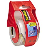 Scotch Heavy Duty Packaging Tape, (142)