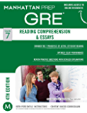 GRE Reading Comprehension & Essays (Manhattan Prep GRE Strategy Guides) (English Edition)