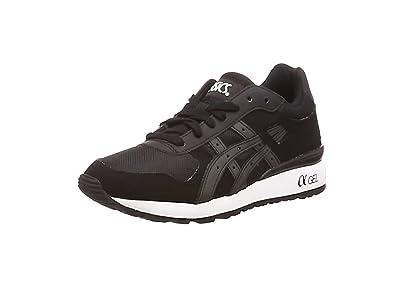Asics Gel-Atlanis - Sneakers Basses - Mixte Adulte - Noir/Gris - 45 EU 3aSJmxF