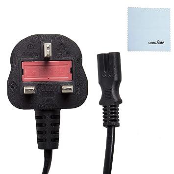 la plus récente technologie photos officielles qualité-supérieure Figure de 8 Câble d'alimentation Secteur Prise câble d ...