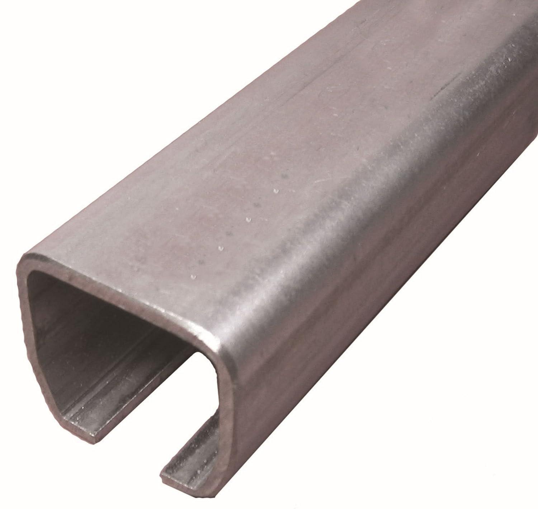 3,0 m lang HBS Classic 9 Typ 10//3 Laufschiene bis 80 kg T/ürgewicht lose verzinkt