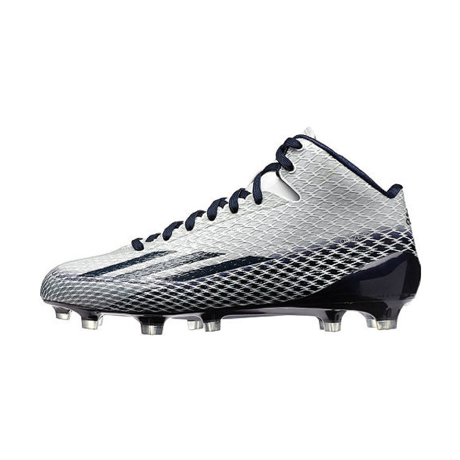 Star 3.0 Mid Mens Football Cleats White