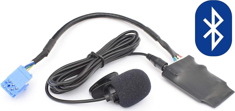 Boitier Bluetooth MP3 AUX Micro pour ALFA ROMEO 147 159 159 Brera Mito GT