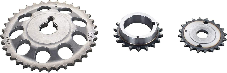 ENA Timing Chain Kit Compatible with 01-10 Toyota Scion Vehicles Engine 2AZFE 1AZFE 2AZFXE 9-0752S