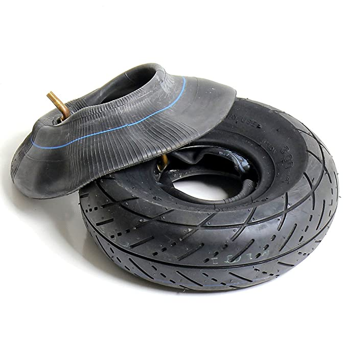 Mach1-Scooter - Kit de neumático y cámara de aire para patinete eléctrico ya gasolina Mach1
