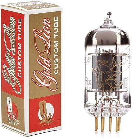 Amazon.com: genalex Oro Lion 12 AX7 tubo: Musical Instruments