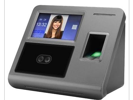 Fingerprint + Facial Recognition Attendance System - 300