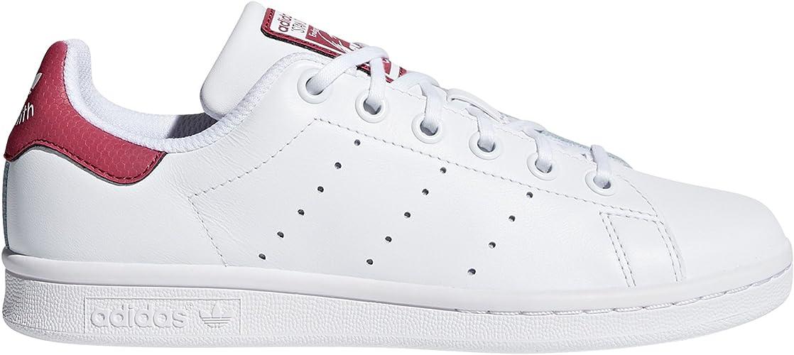 adidas Originals STAN SMITH M20605, plat femme - Blanc ...