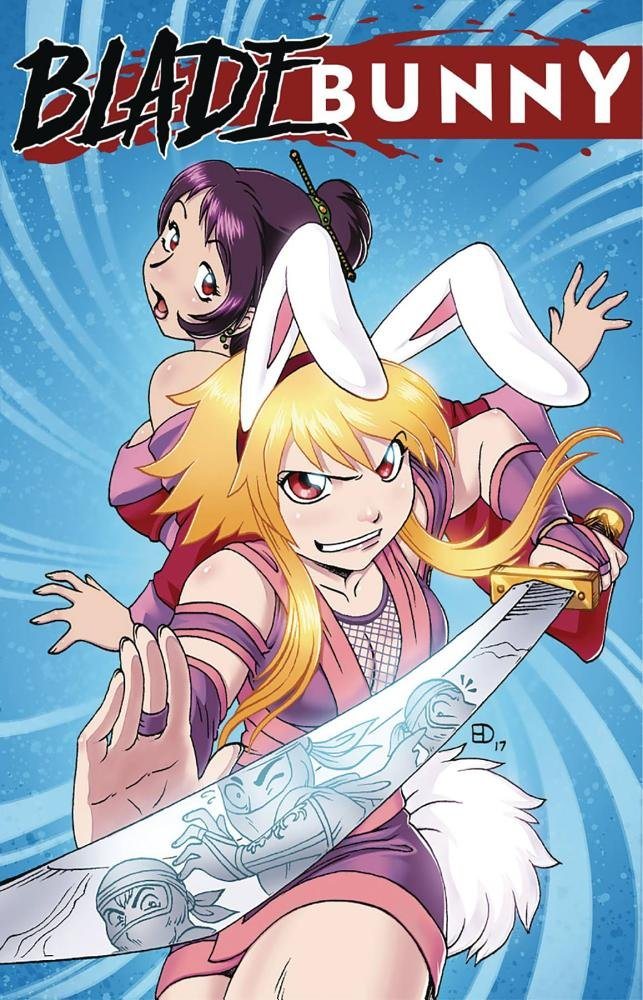 Read Online Blade Bunny 3: Knife of the Lepus PDF