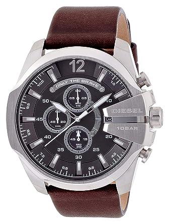 8d87d70a2b Amazon | (ディーゼル) DIESEL クオーツ メンズ クロノ 腕時計 DZ4290 ...