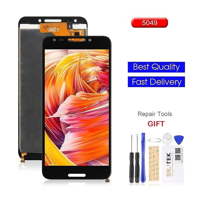 Amazon com: for Alcatel A30 Fierce 5049W 5049Z LCD Screen