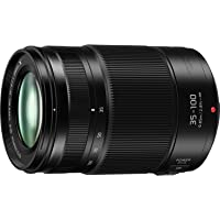 Panasonic HHSA35100 LUMIX G X VARIO II Professional Lens, 35-100mm, Dual IS 2.0 with Power Optical, Black