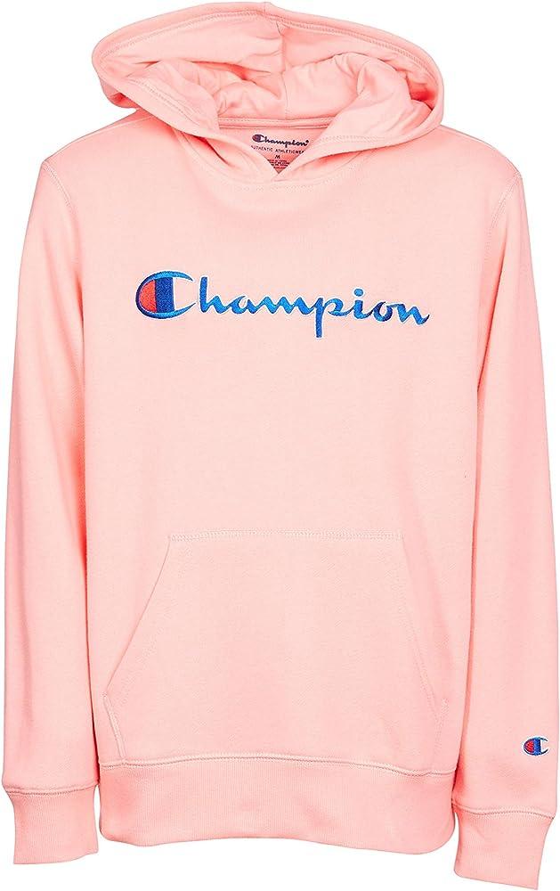 reputable site eb17c 3f42f Champion Youth Heritage Fleece Sweatshirt Big and Little Girls