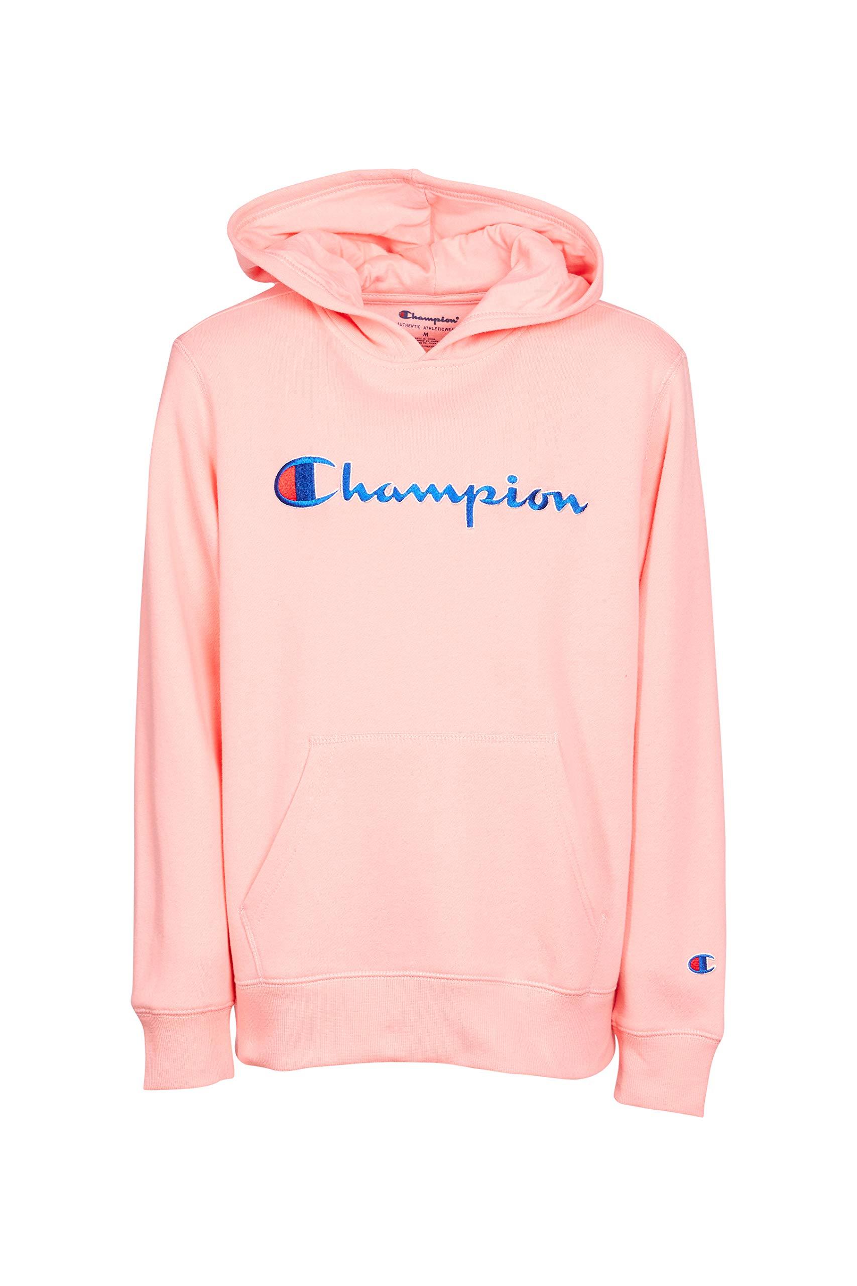 Champion Youth Heritage Fleece Sweatshirt Big and Little Girls