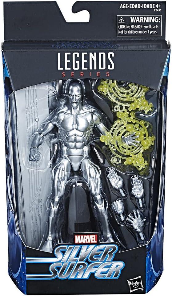 Marvel Legends Series Silver Surfer 6 Inch: Amazon.es: Juguetes y ...