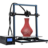 Rinkmo 3D Printer 24V Power with 310X310X410 Build Volume, Resume Print, Run Out Detection, Lattice Glass Platform, Assembly