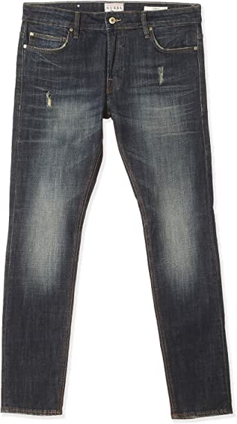 Guess Men's Chinese Model Jeans - Blue - 30