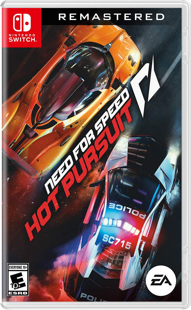 Amazon Com Need For Speed Hot Pursuit Remastered Nintendo Switch Video Games