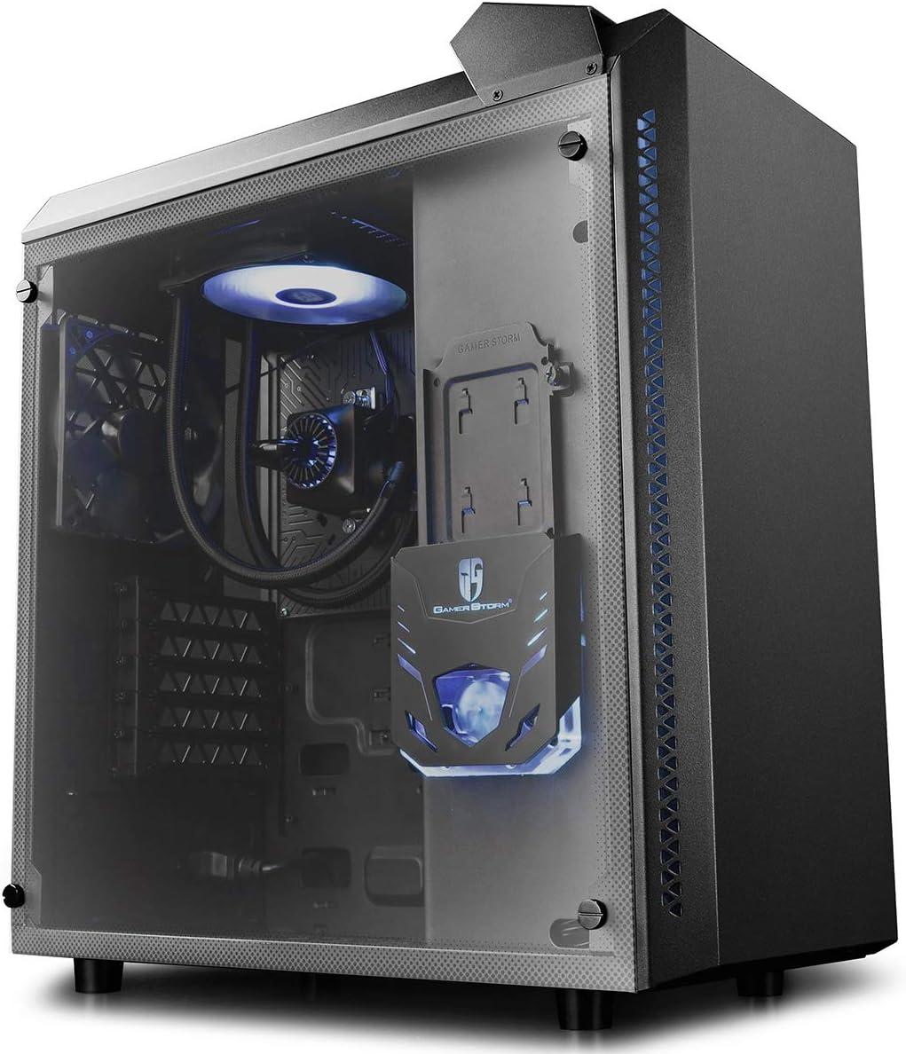 DeepCool BARONKASE Liquid Blanco - Caja de Ordenador (PC, SPCC ...