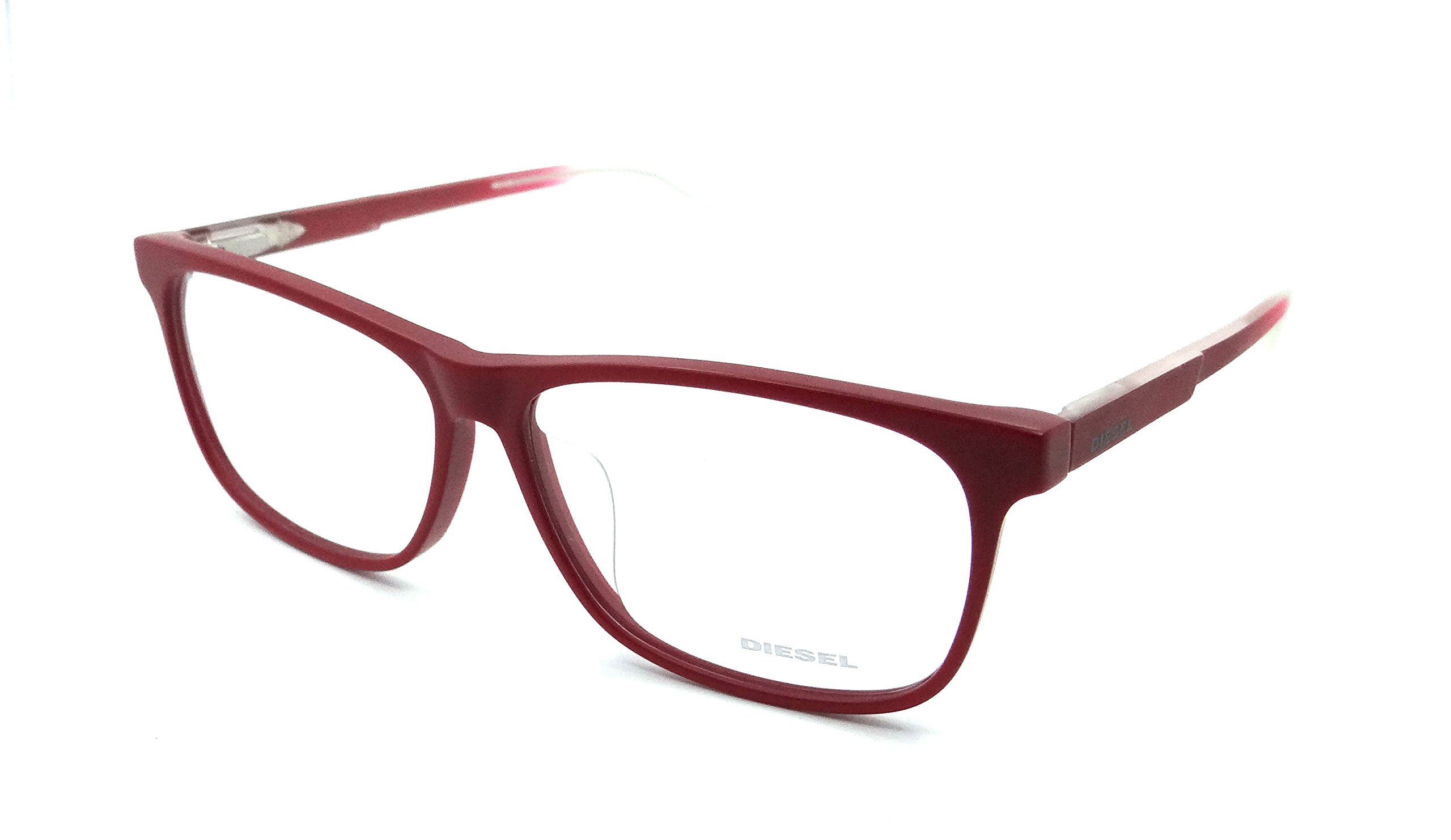 Diesel Rx Eyeglasses Frames DL5159-F 067 59-13-150 Matte Red Asian Fit